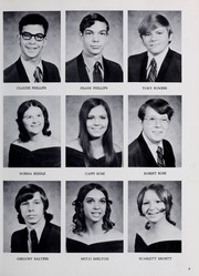 Ervinton High School - Pioneer Yearbook (Nora, VA) online yearbook collection, 1973 Edition, Page 13
