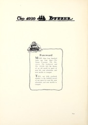 Euclid High School - Euclidian Yearbook (Euclid, OH) online yearbook collection, 1930 Edition, Page 6 of 72