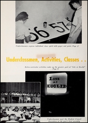 Page 10, 1955 Edition, Euclid High School - Euclidian Yearbook (Euclid, OH) online yearbook collection