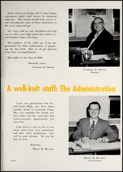 Page 13, 1955 Edition, Euclid High School - Euclidian Yearbook (Euclid, OH) online yearbook collection