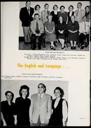 Page 15, 1955 Edition, Euclid High School - Euclidian Yearbook (Euclid, OH) online yearbook collection