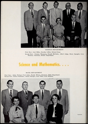 Page 16, 1955 Edition, Euclid High School - Euclidian Yearbook (Euclid, OH) online yearbook collection