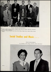 Page 17, 1955 Edition, Euclid High School - Euclidian Yearbook (Euclid, OH) online yearbook collection