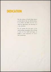 Page 6, 1955 Edition, Euclid High School - Euclidian Yearbook (Euclid, OH) online yearbook collection