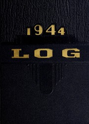 Euclid Shore High School - Shore Log Yearbook (Euclid, OH) online yearbook collection, 1944 Edition, Cover