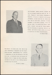 Page 10, 1954 Edition, Eufaula High School - Ironhead Yearbook (Eufaula, OK) online yearbook collection