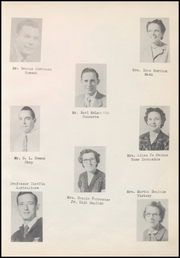 Page 11, 1954 Edition, Eufaula High School - Ironhead Yearbook (Eufaula, OK) online yearbook collection