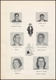 Page 12, 1954 Edition, Eufaula High School - Ironhead Yearbook (Eufaula, OK) online yearbook collection
