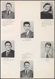 Page 15, 1954 Edition, Eufaula High School - Ironhead Yearbook (Eufaula, OK) online yearbook collection