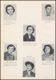 Page 16, 1954 Edition, Eufaula High School - Ironhead Yearbook (Eufaula, OK) online yearbook collection
