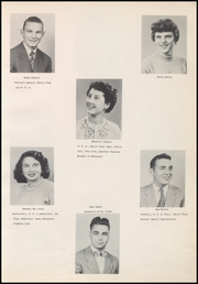Page 17, 1954 Edition, Eufaula High School - Ironhead Yearbook (Eufaula, OK) online yearbook collection