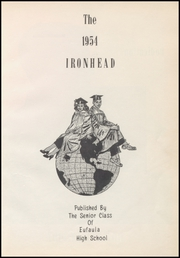 Page 7, 1954 Edition, Eufaula High School - Ironhead Yearbook (Eufaula, OK) online yearbook collection