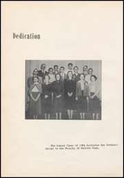 Page 8, 1954 Edition, Eufaula High School - Ironhead Yearbook (Eufaula, OK) online yearbook collection