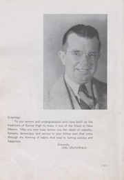 Page 14, 1939 Edition, Eunice High School - Cardinal Yearbook (Eunice, NM) online yearbook collection