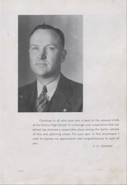 Page 15, 1939 Edition, Eunice High School - Cardinal Yearbook (Eunice, NM) online yearbook collection