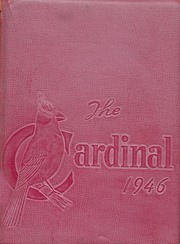 Eunice High School - Cardinal Yearbook (Eunice, NM) online yearbook collection, 1946 Edition, Cover