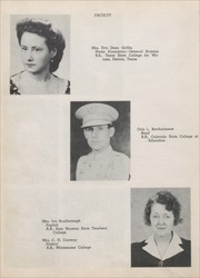 Page 14, 1946 Edition, Eunice High School - Cardinal Yearbook (Eunice, NM) online yearbook collection