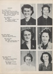 Page 15, 1946 Edition, Eunice High School - Cardinal Yearbook (Eunice, NM) online yearbook collection