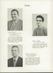 Page 14, 1955 Edition, Eureka High School - Hornet Yearbook (Eureka, IL) online yearbook collection