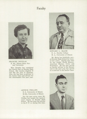 Page 15, 1955 Edition, Eureka High School - Hornet Yearbook (Eureka, IL) online yearbook collection