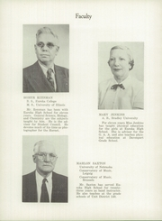 Page 16, 1955 Edition, Eureka High School - Hornet Yearbook (Eureka, IL) online yearbook collection