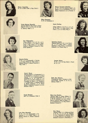 Page 13, 1947 Edition, Eureka High School - Le Memoir Yearbook (Eureka, KS) online yearbook collection