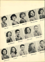 Page 16, 1947 Edition, Eureka High School - Le Memoir Yearbook (Eureka, KS) online yearbook collection