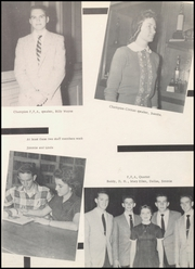 Eva High School - Eagle Yearbook (Eva, AL) online yearbook collection, 1958 Edition, Page 17 of 108