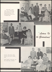 Eva High School - Eagle Yearbook (Eva, AL) online yearbook collection, 1958 Edition, Page 18