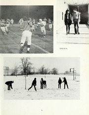 Fairfield High School - Reflections Yearbook (Goshen, IN) online yearbook collection, 1972 Edition, Page 9