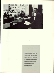 Page 13, 1966 Edition, Fairfield University - Manor Yearbook (Fairfield, CT) online yearbook collection