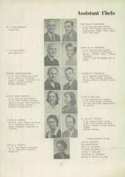 Fairmont High School - Maple Leaves Yearbook (Fairmont, WV) online yearbook collection, 1948 Edition, Page 11 of 116