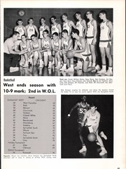 Fairmont West High School - Dragon Yearbook (Kettering, OH) online yearbook collection, 1967 Edition, Page 67