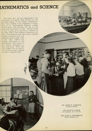 Fairport High School - Hourglass Yearbook (Fairport, NY) online yearbook collection, 1939 Edition, Page 17