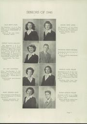 Page 11, 1946 Edition, Fairview High School - Challenge Yearbook (Fairview, PA) online yearbook collection