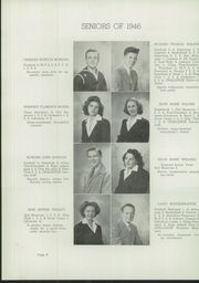 Page 12, 1946 Edition, Fairview High School - Challenge Yearbook (Fairview, PA) online yearbook collection