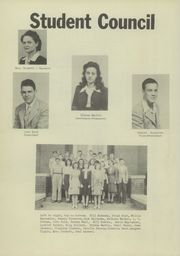 Fairview High School - Peace Pipe Yearbook (Fairview, OK) online yearbook collection, 1945 Edition, Page 14 of 64
