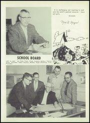 Page 11, 1957 Edition, Fairview High School - Peace Pipe Yearbook (Fairview, OK) online yearbook collection