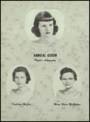 Page 8, 1957 Edition, Fairview High School - Peace Pipe Yearbook (Fairview, OK) online yearbook collection