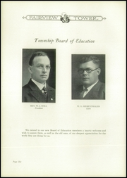Page 10, 1926 Edition, Fairview High School - Tower Of Memories Yearbook (Dayton, OH) online yearbook collection