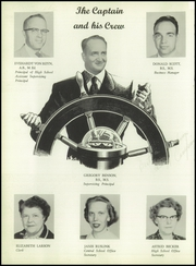 Page 12, 1956 Edition, Falconer High School - Falconaire / Corridor Yearbook (Falconer, NY) online yearbook collection