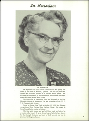 Page 9, 1956 Edition, Falconer High School - Falconaire / Corridor Yearbook (Falconer, NY) online yearbook collection