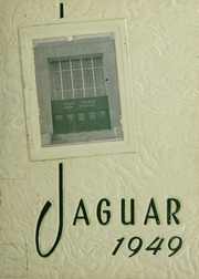Falls Church High School - Jaguar Yearbook (Falls Church, VA) online yearbook collection, 1949 Edition, Cover