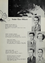 Page 15, 1949 Edition, Falls Church High School - Jaguar Yearbook (Falls Church, VA) online yearbook collection