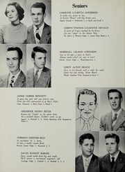 Page 16, 1949 Edition, Falls Church High School - Jaguar Yearbook (Falls Church, VA) online yearbook collection