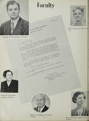 Page 6, 1949 Edition, Falls Church High School - Jaguar Yearbook (Falls Church, VA) online yearbook collection