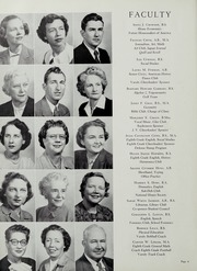 Page 12, 1952 Edition, Falls Church High School - Jaguar Yearbook (Falls Church, VA) online yearbook collection