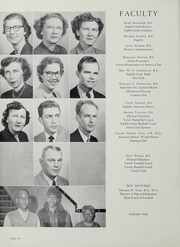 Page 14, 1952 Edition, Falls Church High School - Jaguar Yearbook (Falls Church, VA) online yearbook collection