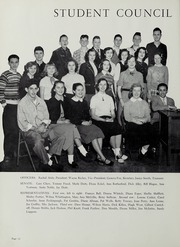 Page 16, 1952 Edition, Falls Church High School - Jaguar Yearbook (Falls Church, VA) online yearbook collection