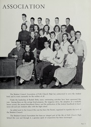 Page 17, 1952 Edition, Falls Church High School - Jaguar Yearbook (Falls Church, VA) online yearbook collection